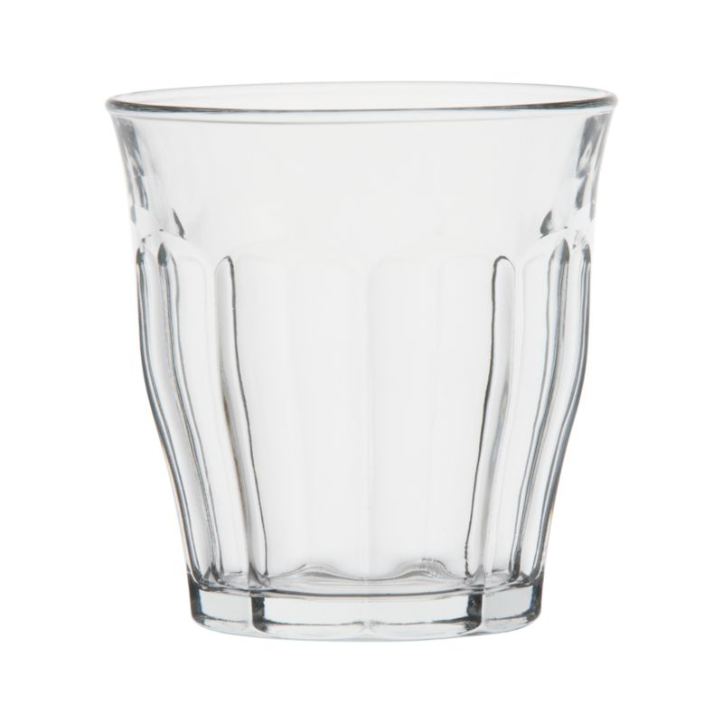 Bistro basics. The daily face of France is reflected in this classic faceted tumbler, which serves up espresso, juice and aperitifs in cafés from Paris to Avignon. Made of heat-tempered glass, safe for hot as well as cold beverages.<br /><br /><NEWTAG/><ul><li>Heat-tempered glass</li><li>Dishwasher- and microwave-safe</li><li>Made in France-Made in France</li><li>Made in France</li></ul>