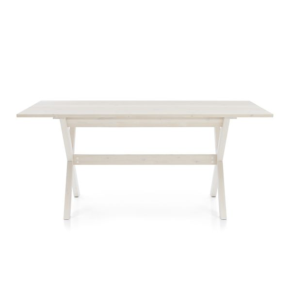 Picnic Dining Table In Picnic Collection Crate And Barrel