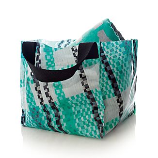 Pic-Nic Plaid Beach Bag
