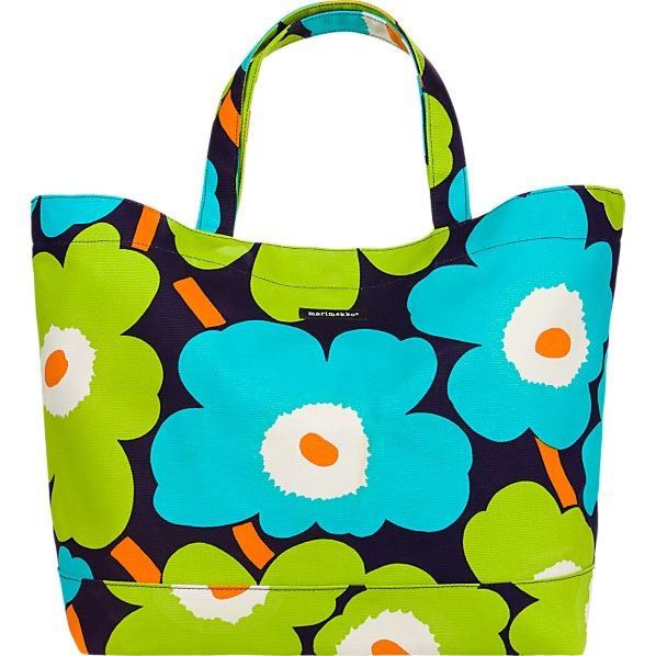 Marimekko Pieni Unikko Aqua Bag 3