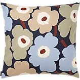 Marimekko Pieni Unikko Dusk 20&quot; Pillow
