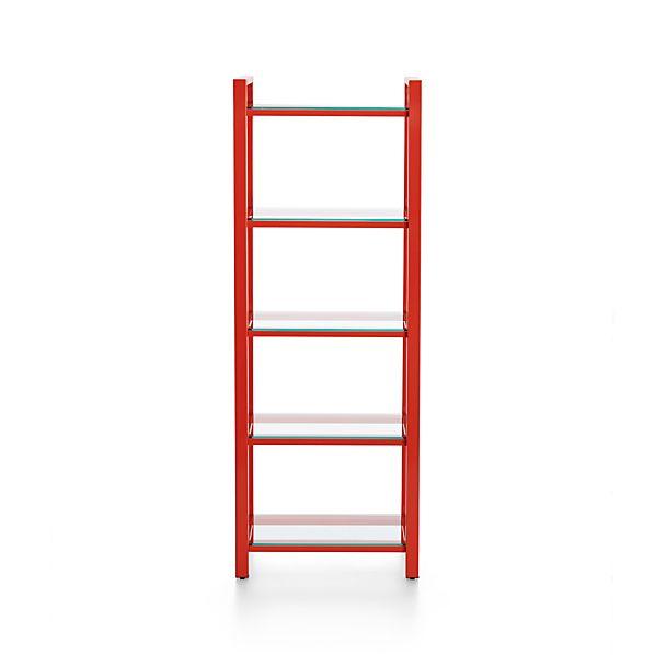 Pilsen Paprika Bookcase