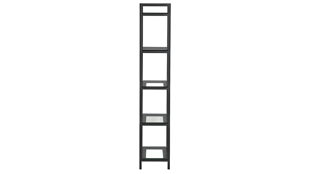 Pilsen Graphite Bookcase