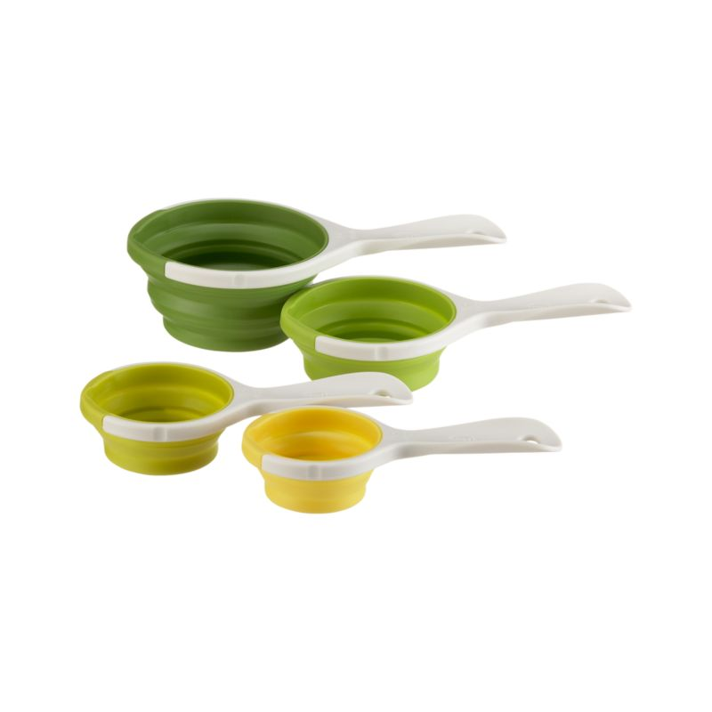 Chef'n® 4-Piece Pinch & Pour Measuring Cup Set