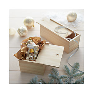 Pine Gift Boxes