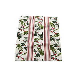 Pine and Berries Dish Towel