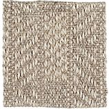 "Piper Linen 12"" sq. Rug Swatch"