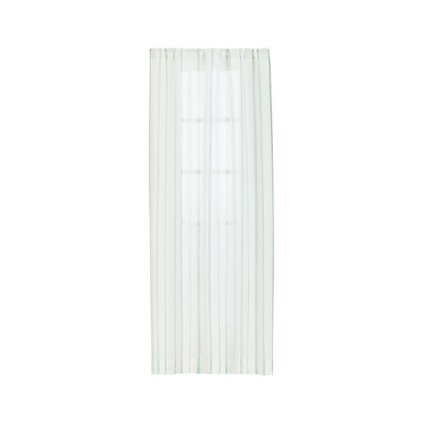 Pippa Mint Curtain Panels