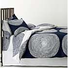 Pippurikera Navy Full-Queen Duvet Cover.