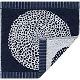 Marimekko Pippurikera Navy Washcloth