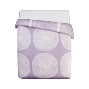 Marimekko Pippurikera Wisteria Full/Queen Duvet Cover