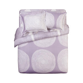 Marimekko Pippurikera Wisteria Bed Linens