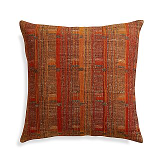 "Piquant 23"" Pillow with Feather Insert"