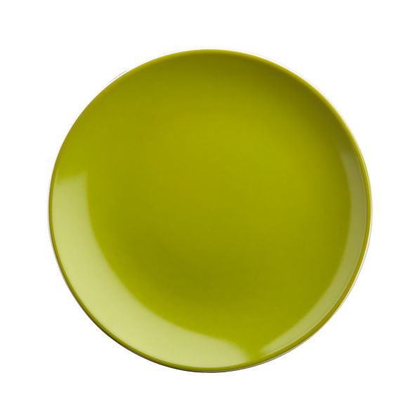 "Light Green 6.5"" Appetizer Plate"