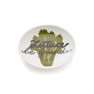 Lettuce Pun Plate