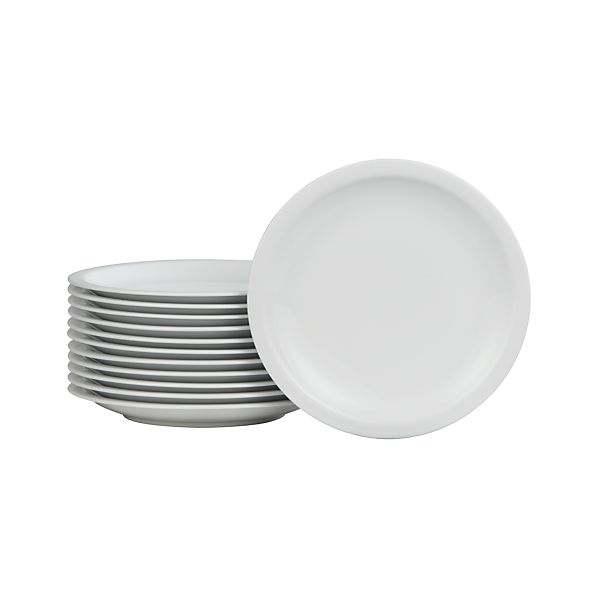 "10.5"" Dinner Plates Boxed Set of 12"