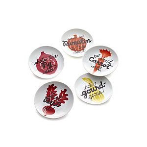 Produce Pun Plates