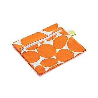 Orange Pocket Bag