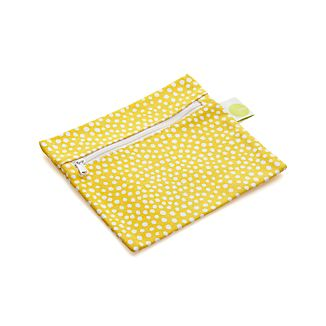Yellow Pocket Bag