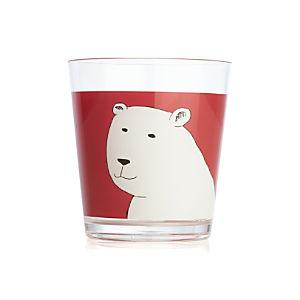 Polar Bear Acrylic Tumbler