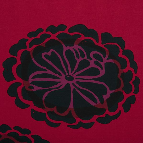Marimekko Poloneesi Ruby Full/Queen Duvet Cover