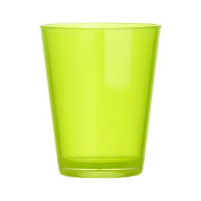 Pop Acrylic Drink Glass