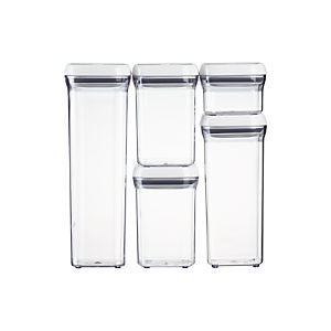 OXO® 5-Piece Pop Container Set