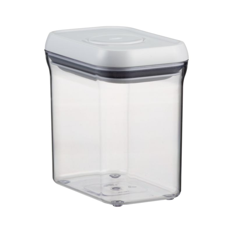Oxo® Pop Rectangular 1.5qt Container with Lid