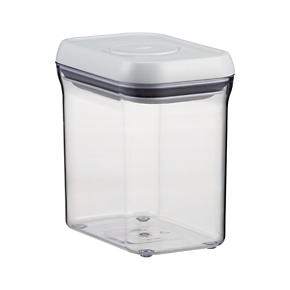 Oxo Pop Rectangular 1.5qt Container with Lid