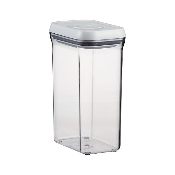 Oxo® Pop Rectangular 2.5qt Container with Lid