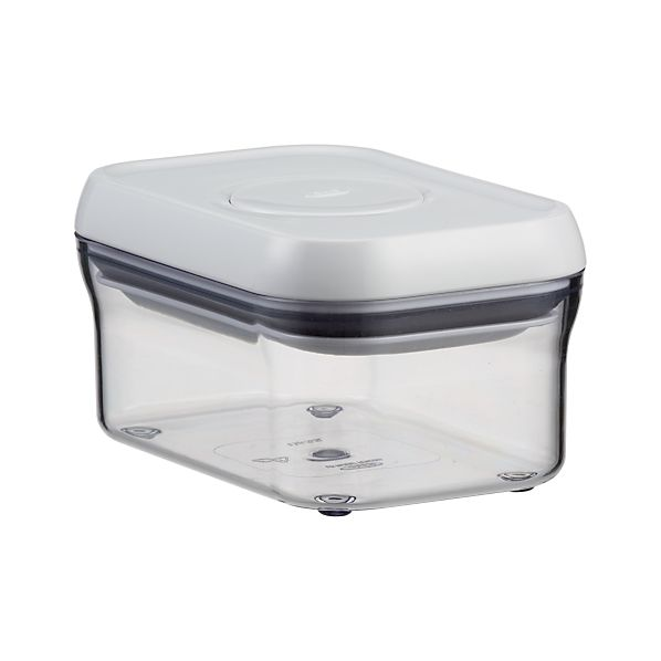 OXO® Pop Rectangular .5qt Container with Lid