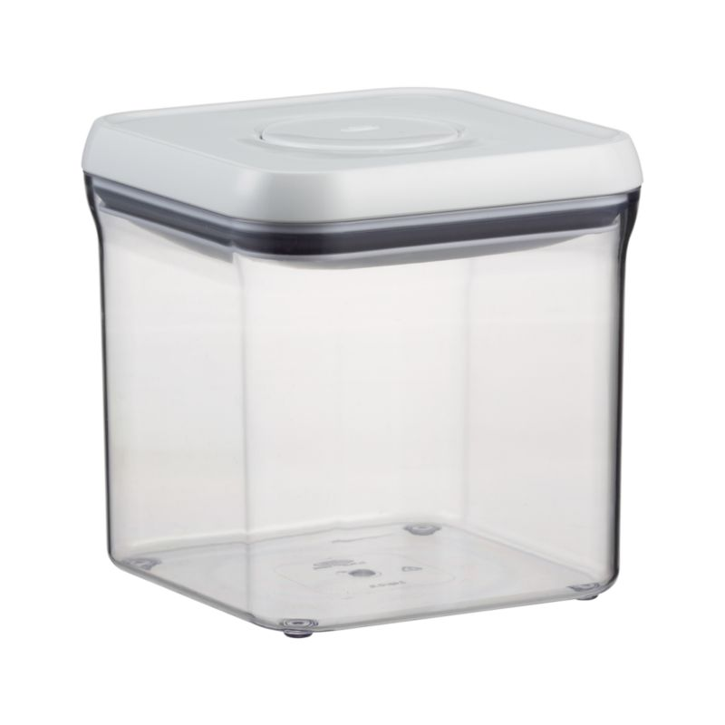 Oxo® Pop Square 2.4qt Container with Lid