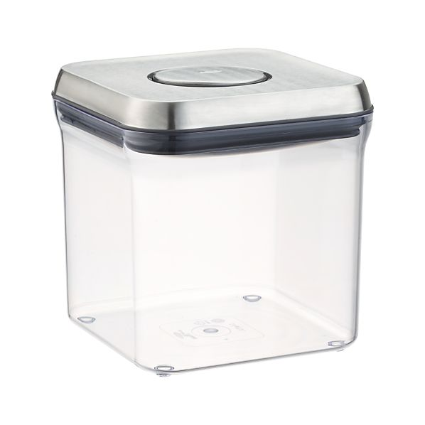 OXO® Pop Stainless 2.5 qt. Container with Lid
