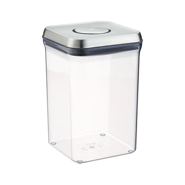 OXO® Pop Stainless 4 qt. Container with Lid