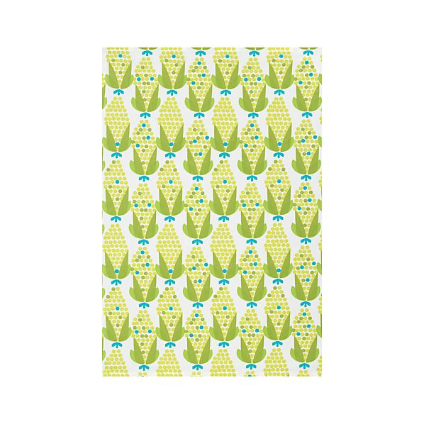 Pop Corn Dishtowel