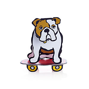 Pop Out Bulldog