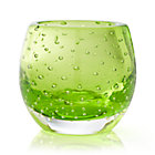 Pop Lime Candleholder.