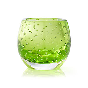 Pop Lime Tealight Holder