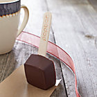 Hot Dark Chocolate on a Stick.