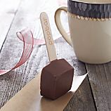 Hot Milk Chocolate on a Stick