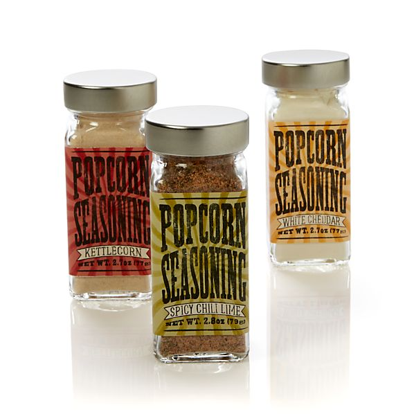 Urban Accents Popcorn Seasoning