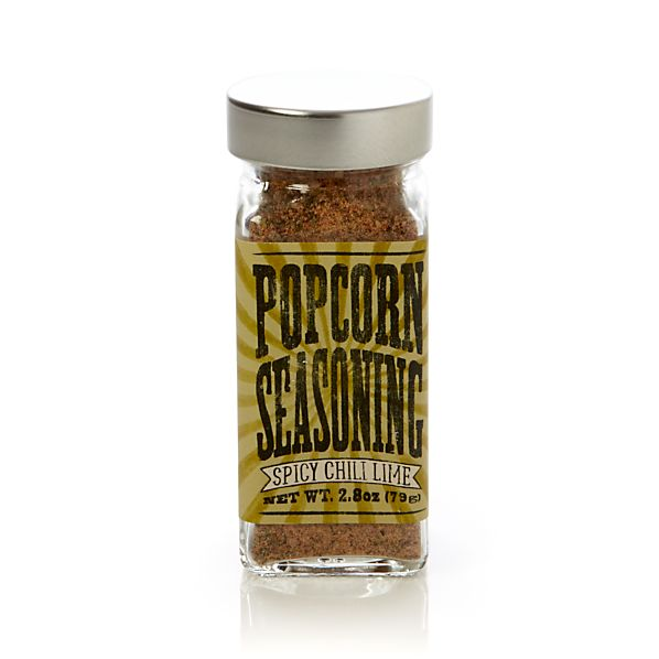 Spicy Chili Lime Popcorn Seasoning