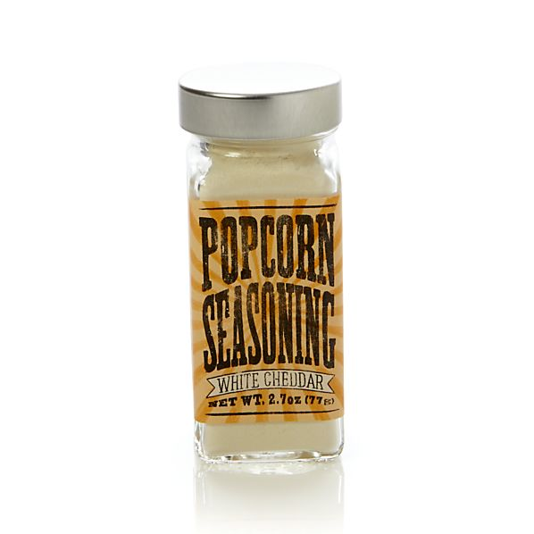 Urban Accents White Cheddar Popcorn Seasoning