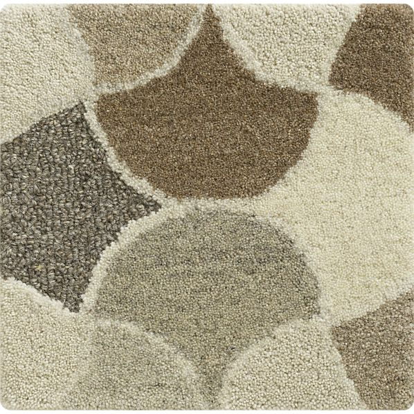 "Porter 12"" sq. Rug Swatch"