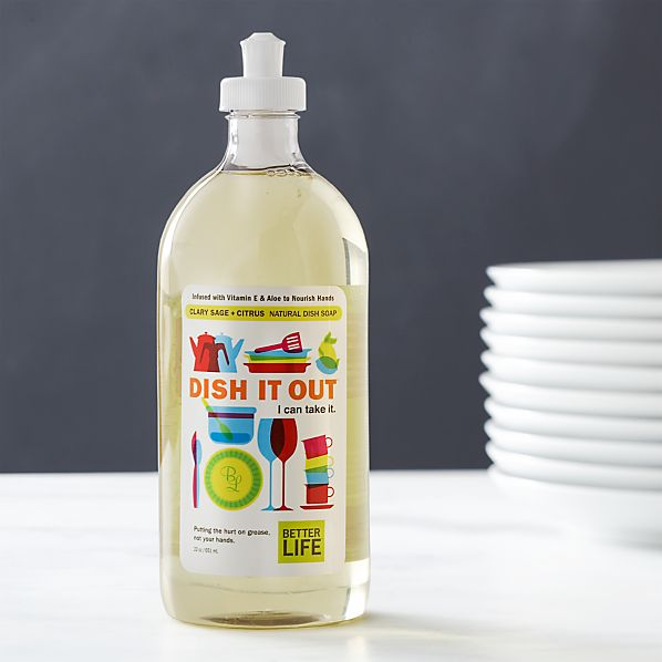 Better Life™ Dish It Out™ Natural Dish Soap
