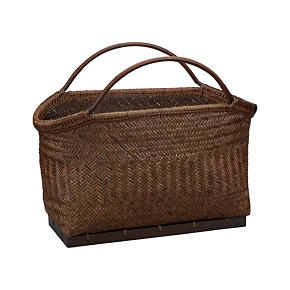 Pramana Magazine Basket