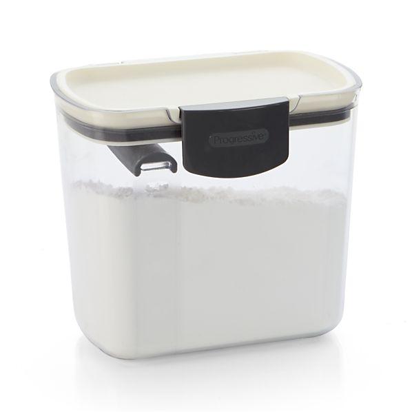 Progressive ® ProKeeper 1.4-Qt. Powdered Sugar Storage Container