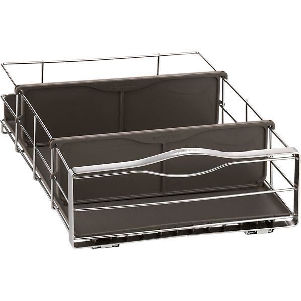 simplehuman® Medium Pull Out Cabinet Organizer