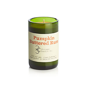 Pumpkin Buttered Rum Candle