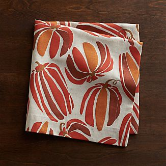 Pumpkin Patch Napkin